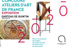 Exposition concours Ateliers d'Art de France Château de Quintine France