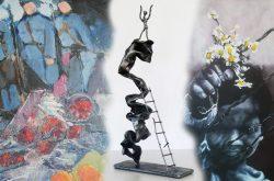 Galerie 2023, galerie d'art contemporain à Lons-le-Saunier exposition JUILLET 2020