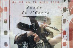 Danse de l'encre par Ora artiste peintre