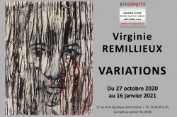Exposition Variations de Virginie Remillieux